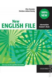 New English File (intermediate)