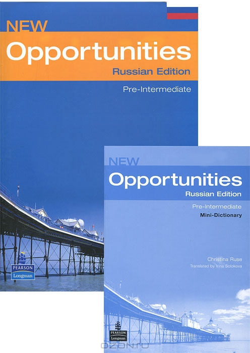 Opportunities (pre-intermediate)
