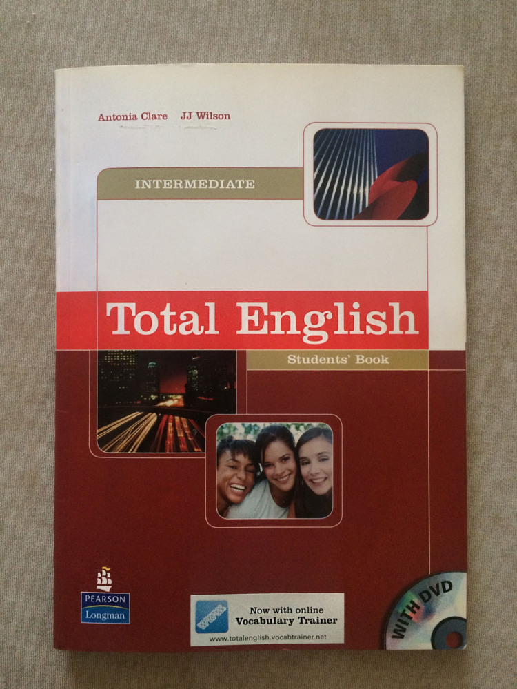 Total English: Intermediate: Student s Book (DVD-ROM incl.)