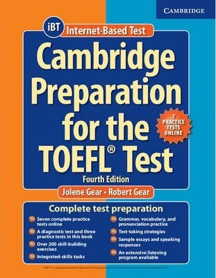 Cambridge Preparation for the TOEFL Test + CD-ROM