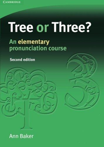 Tree or Three? An elementary Pronunciation Course + CD (mp3)