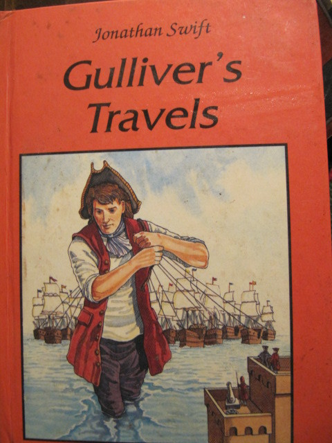 perserverance in gullivers travels