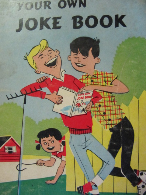 Your Own Joke Book